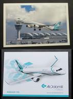 Air Dolomiti 2014 At Munich Airport & Embraer 195 - 1946-....: Modern Era