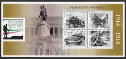 ITALIA 2015 Centenario Prima Guerra Mondiale Usato - 2011-...: Usados
