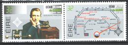 Irlanda 1995 Unif. 906/07 **/MNH VF - Unused Stamps