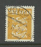 ESTLAND Estonia 1931 O VÕHMA Michel 81 - Estland