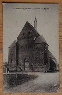 02 : Collection De Jeantes - L'Eglise - (n°19099) - Andere Gemeenten