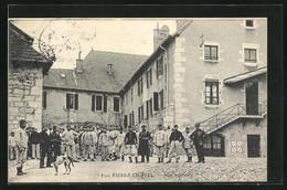 CPA Pierre Chatel, Fort, Vue Interieure, Vue De La Rue Im Fort - Ohne Zuordnung
