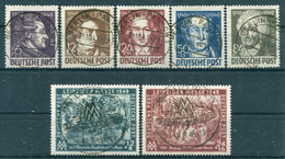 SBZ - Kl. Lot 1949 Gest. - Soviet Zone
