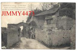 CPA - NOIZAY - Le Rochère - Entrée De L'ancienne Forteresse ( Canton De Amboise 37 Indre Et Loire ) Edit. I. M. P. - Other Municipalities