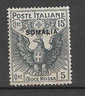 Somalie Italienne N° 21 Neuf *  B/TB     Soldé à Moins De 15 %     Le Moins Cher Du Site ! ! ! - Somalia