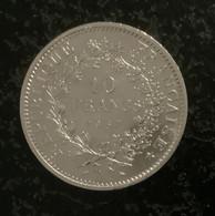 1pièce De 10 Francs 1967 Hercule TBE - K. 10 Francs