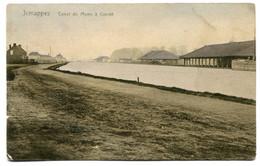 CPA - Carte Postale - Belgique - Jemappes - Canal De Mons à Condé (DG15350) - Mons