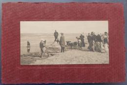 Blankenberghe - Bord De Mer - Circulé: 1920 - 2 Scans. - Blankenberge