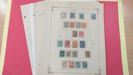 Lot N° TH 102 ITALIE  Neufs X Ou Obl Sur Page D'albums - Sammlungen (im Alben)