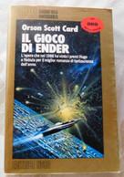 IL GIOCO DI ENDER # Orson Scott Card  # Editrice Nord, 1987 # 309 Pag. # Cosmo - Classici Della Fantascienza - Te Identificeren