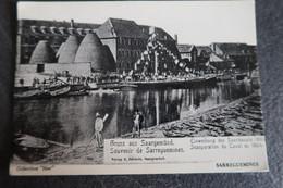 """CP Collection """"Hier"""" - SARREGUEMINES(57) - Inauguration Du Canal (1864), Aujourd'hui La Voie Sur Berge - Sarreguemines"""