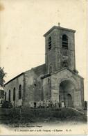 CPA 88 Vosges NOROY Sur VAIR Prés De Vittel L'Eglise Groupe D'Enfants - Vittel Contrexeville