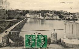 - TANLAY (89) -  Le Canal  -13823- - Tanlay