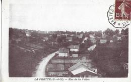 CPA  LA FRETTE 78:   Rue De La Vallée  1930 - Altri Comuni