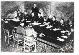 MILITARIA - Reims, Collège Moderne Et Technique. 7 Mai 1945, Signature De La Capitulation Allemande. - Guerra 1939-45