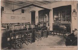 TURKEY CONSTANTINOPLE Collège Etablissement Des Frères De Saint Joseph KADI KEUI N° 14 Salle De Lecture - Türkei