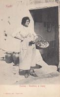NAPOLI-VENDITRICE DI LIMONI-CARTOLINA NON VIAGGIATA 1900-1904 - Napoli (Naples)
