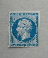 LOSANGE PETITS CHIFFRES 1310  DE FONTOY Ind 13 - 1853-1860 Napoleone III