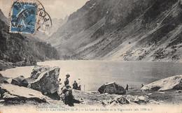 Cauterets (65) - Le Lac De Gaube Et Le Vignemale - Cauterets