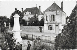 71 - Saône Et Loire - ETRIGNY - Monuments Aux Morts Poste Mairie Eglise  - Postes Télégraphe Téléphone - Other Municipalities