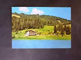 TRENTINO ALTO ADIGE -BOLZANO - ALBERGO AL LAGO - MONGUELFO - WELSBERG - PUSTERIA - F.G.  LOTTO N°748 - Bolzano (Bozen)