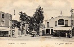 Les Quatre Chemins - Colombes