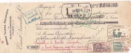 58-E.Lavallée & Cie..Grande Tuilerie Mécanique...Sermoise-Plagny....(Nièvre)....1933 - Altri