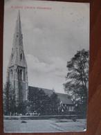 St.James Church ,Weybridge, Surrey - Posted 1905 - Iglesias Y Catedrales