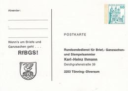 PP 104/46**  Wenn`s Um Briefe Und Ganzsachen Geht... RFBGS! - Privatpostkarten - Ungebraucht