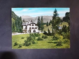 TRENTINO ALTO ADIGE - ALBERGO PONTICELLO -BRAIES - PUSTERIA  - F.G.  LOTTO N°748 - Bolzano (Bozen)