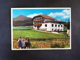 TRENTINO ALTO ADIGE - ALBERGO ALPENFRIEDEN - MERANSEN - MARANZA - RIO DI PUSTERIA - F.G.  LOTTO N°748 - Bolzano (Bozen)