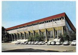 69 - LYON - La Patinoire - Architectes MM. BATTON Et ROUSTET - Ed. La Cigogne N° 69.123.297 - Voitures 2cv 4cv Dyane - Lyon 2