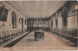 TURKEY CONSTANTINOPLE Collège Etablissement Des Frères De Saint Joseph KADI KEUI Colorisée N° 26 Grand Salon - Türkei