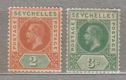 Seychelles 1906 MNH (**) Mi 52-53 26847 - Seychellen (...-1976)