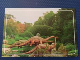 Hadrosaur, Dinosaur Serie ,  Jurassic Period - Modern Russian Postcard - Altri