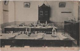 TURKEY CONSTANTINOPLE Collège Etablissement Des Frères De Saint Joseph KADI KEUI Colorisée N° 44 Institut Commercial - Türkei