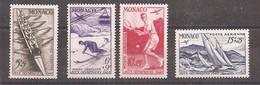 Monaco - Y&T PA N°32/35** - J.O De Londres - Poste Aérienne
