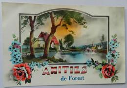 AMITIES De FOREST.M 1517. ( Griffe  ANVAING ) - Sin Clasificación