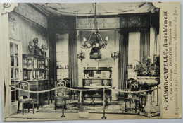 Charleroi F .Pomba  -Capelle  , Ameublement. Exposition De 1911. - Charleroi