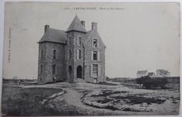 CARNAC-PLAGE. - Manê Er Ker Senans - CPA 1909 Peu Courante - Carnac