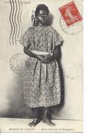 1909 - Jeune Négresse De Touggourt - Mission Du Sahara, Algérie (R196) - Vrouwen