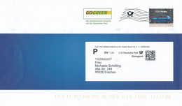 BRD / Bund Köln Dialogpost P DV 11.20 0,30 Euro FRW Ford Puma 2020 Ford R&S Mobile GmbH - Lettere