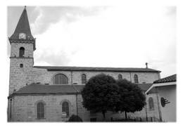 LA FOUILLOUSE - L'église Saint-Martin - Otros Municipios