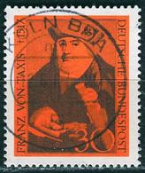 BRD - Mi 535 ⨀ (E) - 30Pf                   Franz Von Taxis - Used Stamps