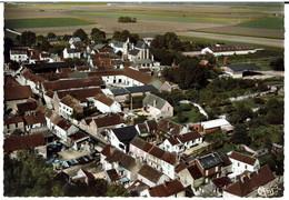 CPSM - 60 - MONT L'EVEQUE - Vue Générale Aérienne - - Otros Municipios