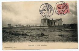 Cpa, Port-bail. Ancien Sémaphore. /1057 - Other Municipalities
