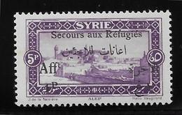 Syrie N°176 - Neuf ** Sans Charnière - TB - Nuevos
