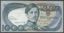Ref. 6386-6892 - BIN PORTUGAL . 1982. PORTUGAL 1982 1000 ESCUDOS - Portogallo