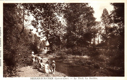 Thematiques 18 Cher Selles Sur Cher Le Theil La Sauldre - Other Municipalities