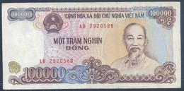 Ref. 3634-4071 - BIN NORTH VIETNAM . 1994. VIETNAM 100000 DONG 1994 - Vietnam